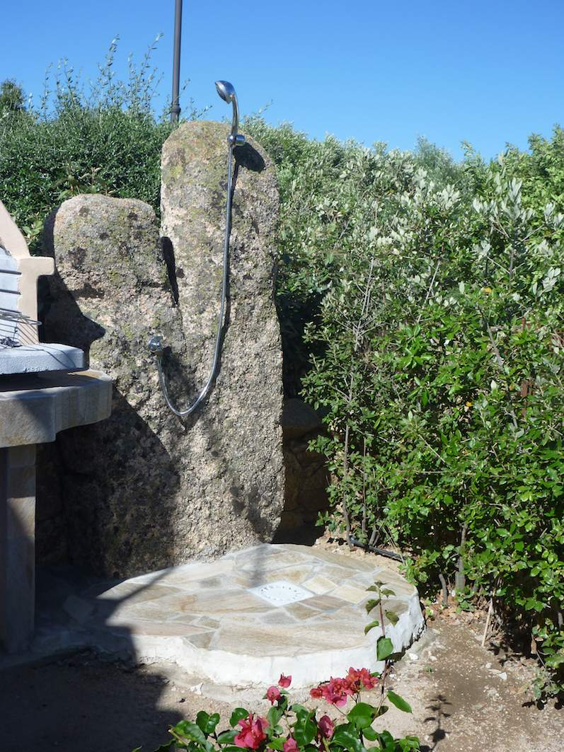 10 Doccia Da Giardino Pietra Gardenhouse Lazzerini Shower ...