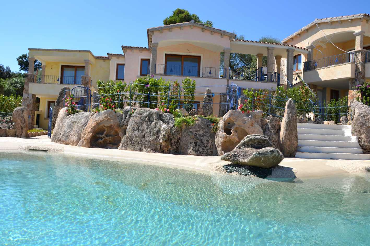 Ville bellissime ville da sogno hearst castle with ville for Belle case con piscine
