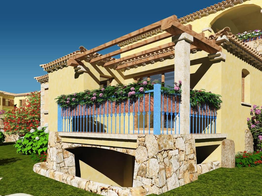 Colori per esterni villette top pavimenti per esterni - Immagini case belle esterno ...